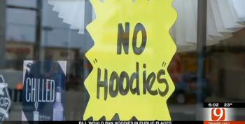 New Oklahoma Bill Will Criminalize 'Hoodies' UPDATE