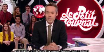 French Television Show Eviscerates Fox News