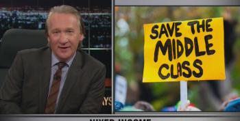 Maher Rips Republicans For Sudden Embrace Of The Middle Class