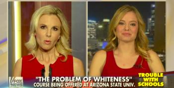 Fox News Is Upset AZ School Offers A 'Problem With Whiteness' Course