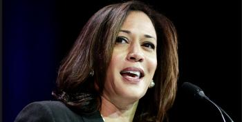 Kochs Kick Off Kamala Harris' Senate Run By Suing Her