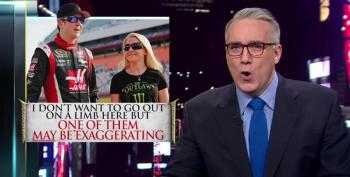 Keith Olbermann: NASCAR's Mr. And Mrs. Smith