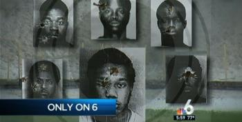 Family Angry After FL Cops Use All-Black Mug Shots For Target Practice