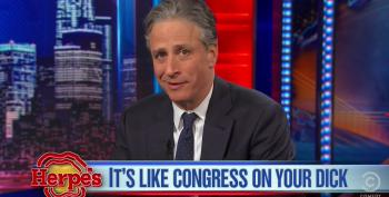 Stewart On Incoming GOP Congress: Herpes, It's Like Congress On Your Dick
