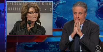 Jon Stewart Has A Field Day With Steve King's Wingnut Summit Of GOP Hopefuls In Iowa
