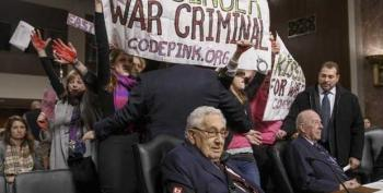 Code Pink's Medea Benjamin Responds To John McCain Calling Her 'Low Life Scum'
