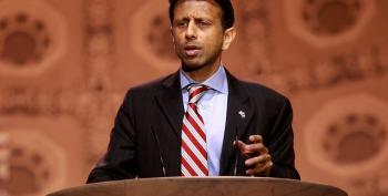 Bobby Jindal's Official Portrait Isn't Quite Right (Updated)