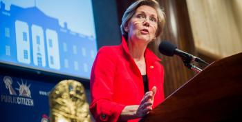 Sen. Elizabeth Warren Kicks Off Assault Against Secret Trade Agreement