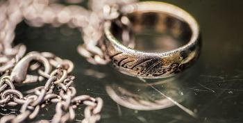 One Ring To Rule Them All? Nine-Year-Old Suspended