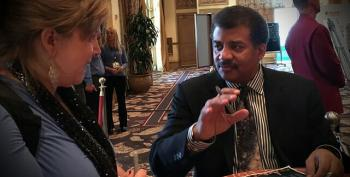 Neil DeGrasse Tyson Is On Your TV, On A Mission
