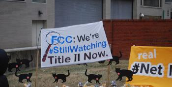 Woo Hoo!  FCC Votes To Approve Net Neutrality, Moves Broadband Under Title II