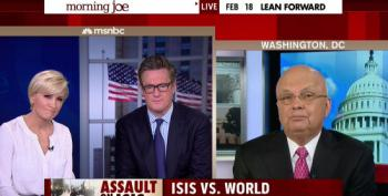 Michael Hayden Forgets His Illegal War Precipitated The Rise Of ISIL