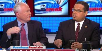 Ellison To Kristol: Jeb Bush Cannot Escape His Brother's Legacy