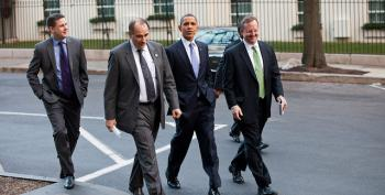 Axelrod: Obama 'Not Amused' By Romney's Concession Call
