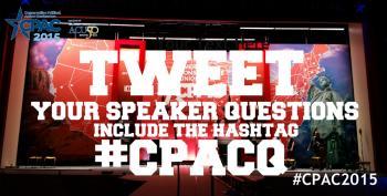 CPAC 2015 Hashtag Campaign #EPICFAIL