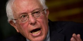 Bernie Sanders: Talk About The Real Deficits In America