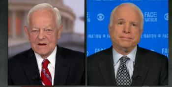 McCain: 'I'm Ashamed' Of My Country, My President, Myself For Not Arming Ukraine