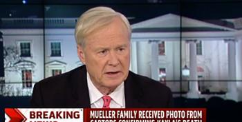 Chris Matthews Calls For A Rambo-Type Assault On ISIS