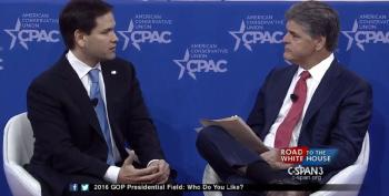Marco Rubio Tells CPAC Crowd He's Learned His Lesson On Immigration