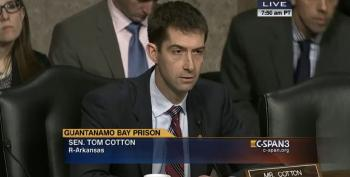 Tom Cotton: 'There Are Too Many Empty Beds' At Gitmo Right Now
