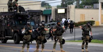 Remember That 'De-Militarization Of Cops' Thing After Ferguson? Um, Not So Much