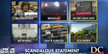 Fox's Carlson And Pavlich Rehash Every Fox Fake Scandal To Attack David Axelrod