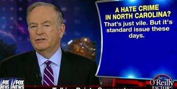 Bill O'Reilly Lashes Out At Father Of N.C. Chapel Hill Shooting Victims