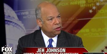DHS Sec. Johnson Tells Fox, Don't Give ISIS 'More Dignity Than It Deserves'