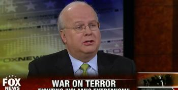 Karl Rove Attacks Obama's 'Appalling Lack Of Leadership' For Withdrawing Troops From Iraq