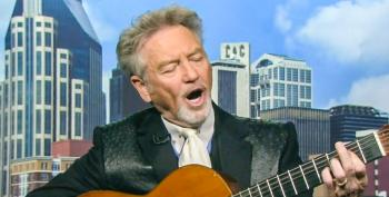 Larry Gatlin Serenades Fox With Song About Assaulting A Black Lawmaker: 'It's Not Going To Be Pretty'