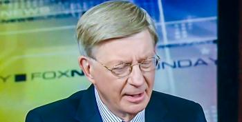 'You Answer Yes!': Even George Will Is Embarrassed By Scott Walker's Evolution Answer