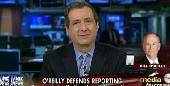 Bill O'Reilly Goes Ballistic On Eric Engberg, David Corn, Calls Bob Schieffer A 'Plagiarist'