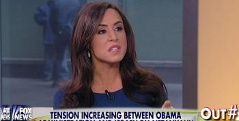 Andrea Tantaros 'Just Asks' If 'This White House Anti-Semitic'