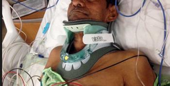 Madison Police Injure Grandfather From India For Walking In Son's Neighborhood
