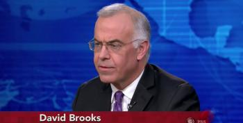 Brooks: We Have To Remind Ourselves We Do Stand For Democracy In The Middle East