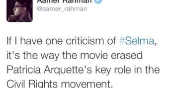 Open Thread - Best Oscar Tweet