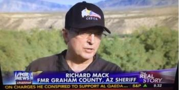 Sheriff Who Fought To Nullify The ACA Raising Money Online For Medical Bills