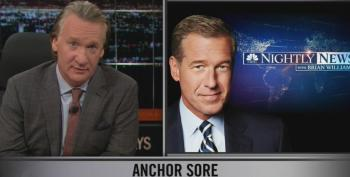 Maher Uses Williams Fiasco To Excoriate Broadcast Media For Not Doing Their Jobs