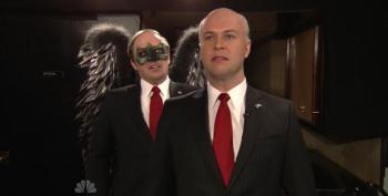 SNL Falls Flat With Giuliani 'Birdman' Parody