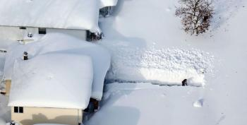 Climate Change A Taboo Subject When Reporting Record Cold And Snow