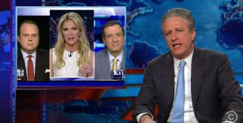 Jon Stewart Takes On The Right Wing: How Do You Poison A Cyanide Factory?