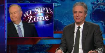 Stewart On O'Reilly: Misrepresenting The Zone He Is In Is Kind Of His Hook