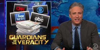 Jon Stewart On Brian Williams Scandal: Finally Someone's Held To Account For Iraq Lies