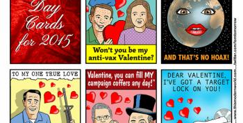 Open Thread - Valentines For 2015