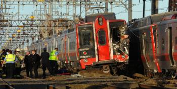 Metro-North Train North Of NYC Smashes Into SUV On Tracks, Killing 7 People