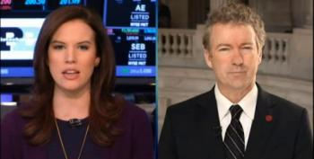 Rand Paul: Vaccinations Can Lead To Mental Disorders