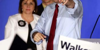 Bush Leads Walker In Polls