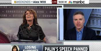 Media Finally Admits Palin Is A Joke Now That Conservatives Are Jumping Ship