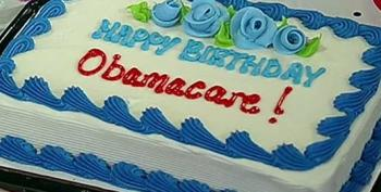 Happy Birthday, Obamacare! You're 5 Years Old Today