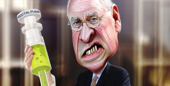 Darth Cheney Goes Full Racist In Playboy Interview